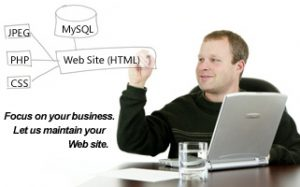 Website Maintenance CandCR