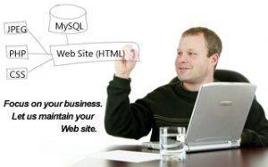 Website Maintenance CandCR